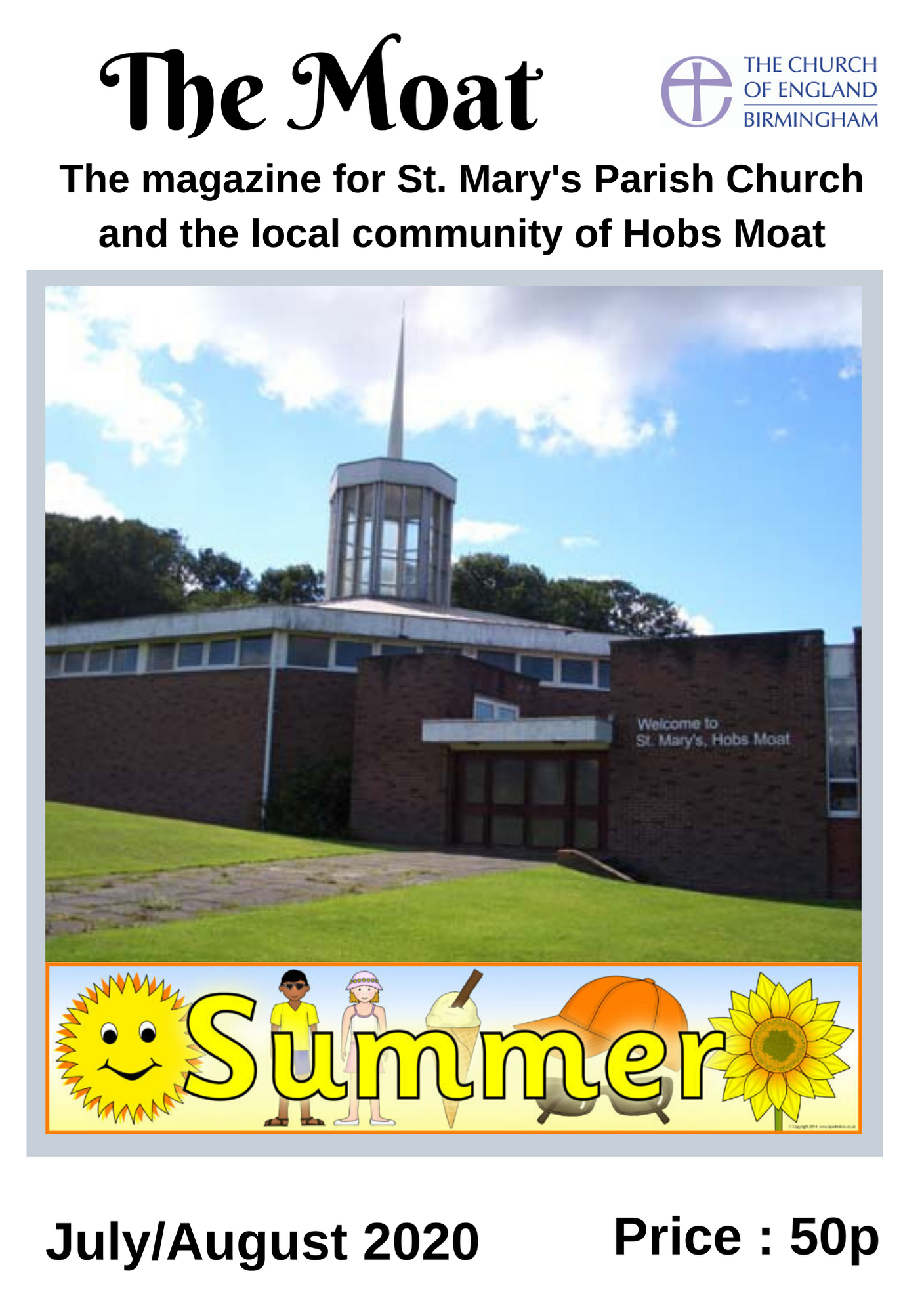 The Moat Magazine - July/August 2020