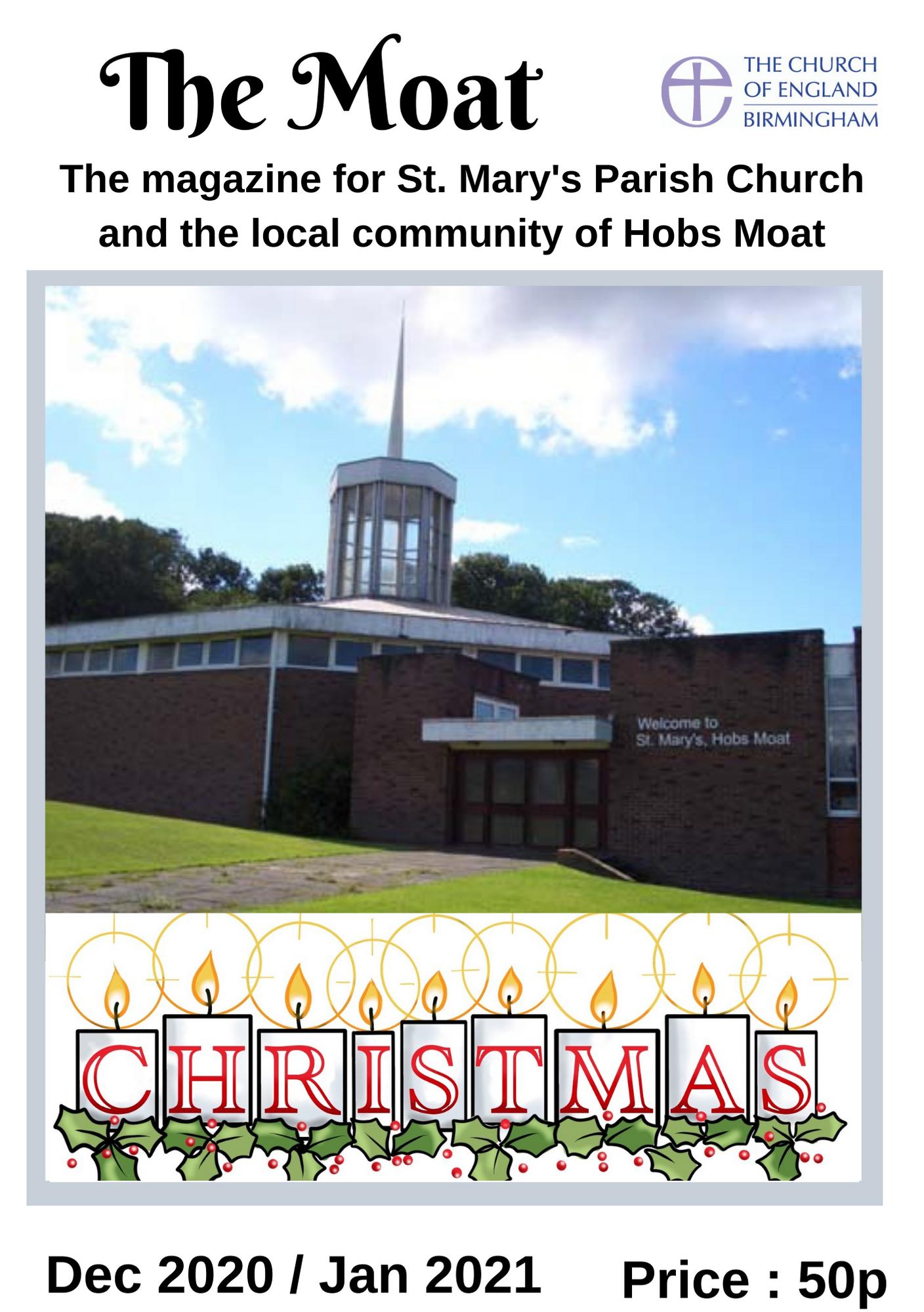 The Moat Magazine - December 2020